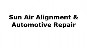 Sun Air Wheel Alignment