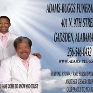 Adams-Buggs Funeral Service
