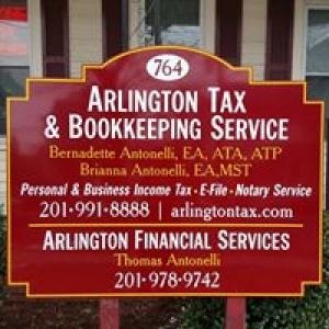 Arlington Tax & Bookkeeping Service
