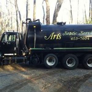 Art's Septic Tank Service