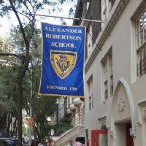 Alexander Robertson School