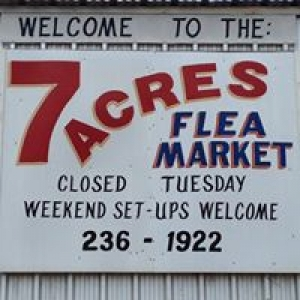 7 Acres Flea Market