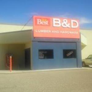 B & D Lumber & Hardware