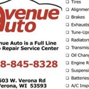 Avenue Auto Clinic