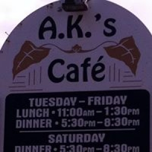 Ak's Cafe Inc