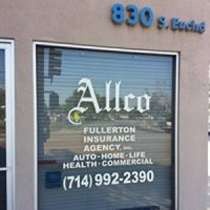 ALLCO FULLERTON INS AGENCY, IN
