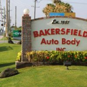 Bakersfield Auto Body Inc