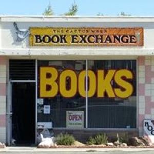 The Cactus Wren Book Exchange