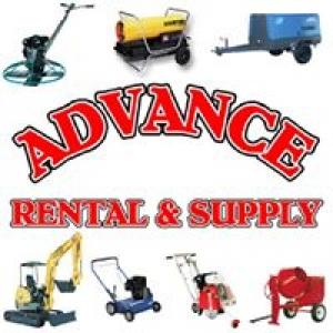 Advance Rental Supply