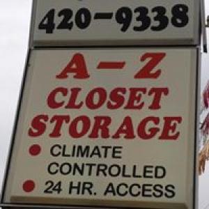 A-Z Closet Storage