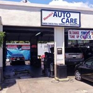 Mando's Auto Care