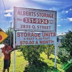 Alberts Storage