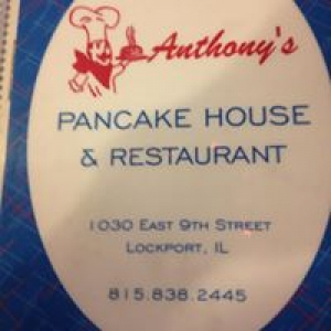 Anthony's Pancake House & Restaurant