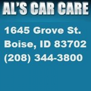 Al's Car Care Inc