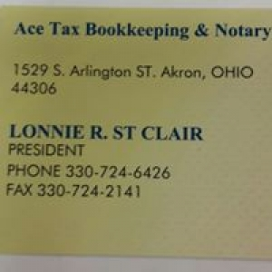 Ace Tax Bookkeeping & Notary Service