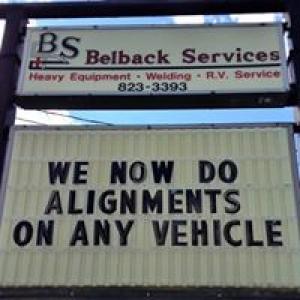 Belback Services