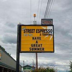 41st Street Espresso & Tanning