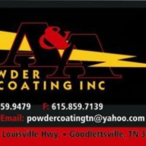 A And A Powder Coatings