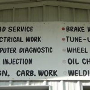 Ashland Garage