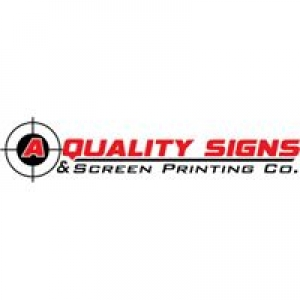 A Quality Signs & Screen Printing LLC