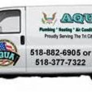 Aqua Plumbing Heating AC Regrig