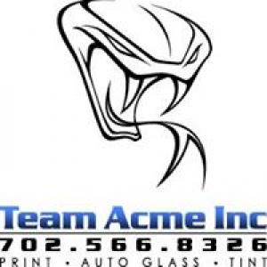 Team Acme Auto Glass & Tinting