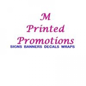 M Printed Promotions
