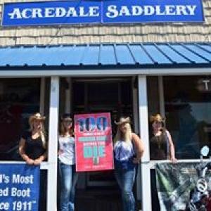 Acredale Saddlery