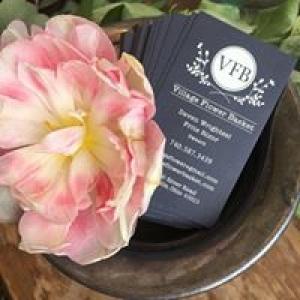 Village Flower Basket