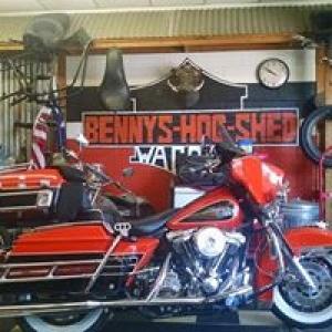 Benny's Hog Shed