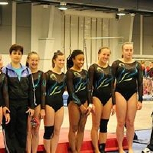 American Eagle All-Stars Cheer & Dance & Alive Now Gymnastics Training