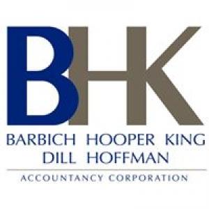 Barbich Hooper King Dill Hoffman