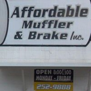 Affordable Mufflers & Brakes