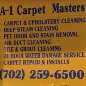 A-1 Carpet Masters