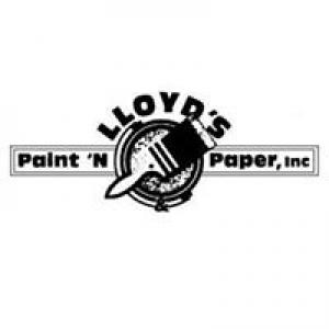 Lloyd's Paint 'N Paper