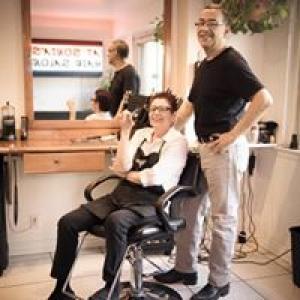 At Sonia's Hair Salon