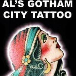 Al's Gotham City Tattoo