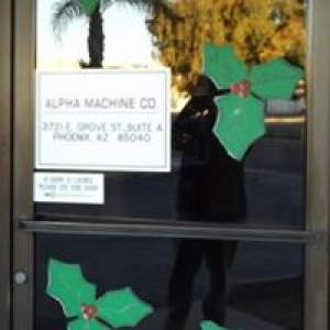 Alpha Machine Co Inc