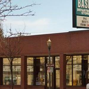 Basin Department Store