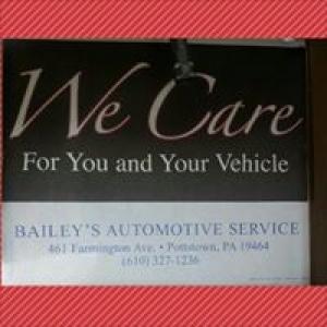 Bailey's Automotive Services LLC