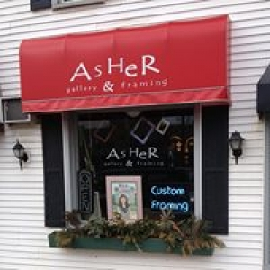 Asher Gallery & Framing