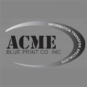 Acme Blue Print Co Inc