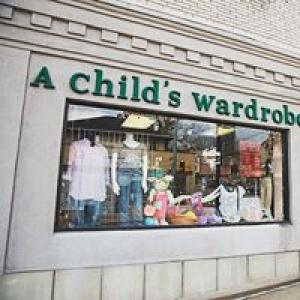 A Childs Wardrobe