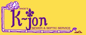 K-Jon Sewer & Septic Service