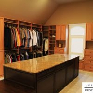 Affordable Custom Closets