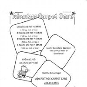 Advantage Carpet Care