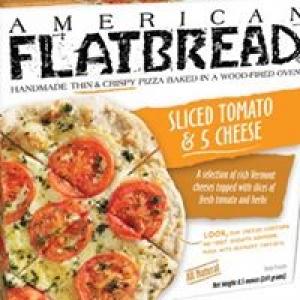 American Flatbread Frozen Pizza