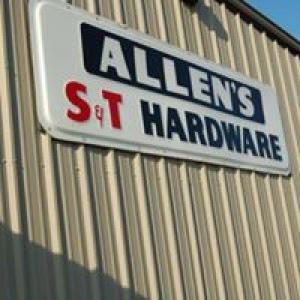 Allen's S & T Hardware Inc