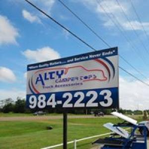 Alty Camper Tops & Truck Accessories