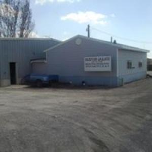 Barfuss Garage Inc